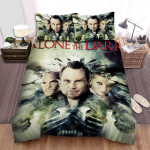 Alone In The Dark Movie Poster Vii Photo Bed Sheets Spread Comforter Duvet Cover Bedding Sets