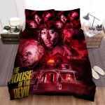 The House Of The Devil Movie Poster Iii Photo Bed Sheets Spread Comforter Duvet Cover Bedding Sets