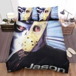 Jason X Movie Poster V Photo Bed Sheets Spread Comforter Duvet Cover Bedding Sets
