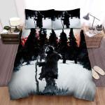 The Revenant (2015) Movie Poster Ver 7 Bed Sheets Spread Comforter Duvet Cover Bedding Sets