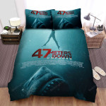 47 Meters Down Movie Poster Bed Sheets Spread Comforter Duvet Cover Bedding Sets Ver 9