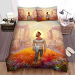 Jon Bellion The Human Condition Art Painting Bed Sheets Spread Comforter Duvet Cover Bedding Sets