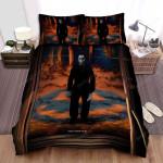 Halloween (I) Movie Art Bed Sheets Spread Comforter Duvet Cover Bedding Sets Ver 23