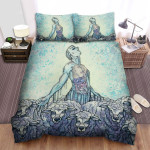 Jon Bellion The Separation The Man With Sheep Bed Sheets Spread Comforter Duvet Cover Bedding Sets