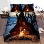 The Revenant (2015) Movie Scene 3 Bed Sheets Spread Comforter Duvet Cover Bedding Sets