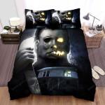 Halloween (I) Movie Art Bed Sheets Spread Comforter Duvet Cover Bedding Sets Ver 46