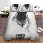 The Grudge (2020) Crawl To The House Bed Sheets Spread Comforter Duvet Cover Bedding Sets