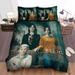 Relic Movie Poster Ver 1 Bed Sheets Spread Comforter Duvet Cover Bedding Sets