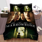 Marrowbone Movie Poster 4 Bed Sheets Spread Comforter Duvet Cover Bedding Sets