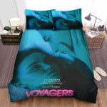 Voyagers (2021) Movie What Does It Feel Like? Bed Sheets Spread Comforter Duvet Cover Bedding Sets