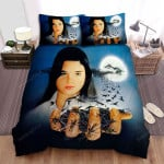 Phenomena Insects In Her Hand Bed Sheets Spread Comforter Duvet Cover Bedding Sets