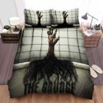 The Grudge (2020) Black Evil Hand Bed Sheets Spread Comforter Duvet Cover Bedding Sets