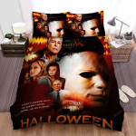 Halloween (I) Movie Poster Bed Sheets Spread Comforter Duvet Cover Bedding Sets Ver 6