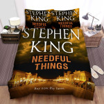 Needful Things Lit Up The Street Bed Sheets Spread Comforter Duvet Cover Bedding Sets