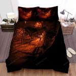 Halloween (I) Movie Art Bed Sheets Spread Comforter Duvet Cover Bedding Sets Ver 27