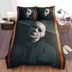 Halloween (I) Movie Art Bed Sheets Spread Comforter Duvet Cover Bedding Sets Ver 38
