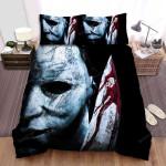 Halloween (I) Movie Art Bed Sheets Spread Comforter Duvet Cover Bedding Sets Ver 12