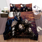 Halloween (I) Movie Art Bed Sheets Spread Comforter Duvet Cover Bedding Sets Ver 35