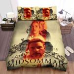 Midsommar Movie Poster I Photo Bed Sheets Spread Comforter Duvet Cover Bedding Sets