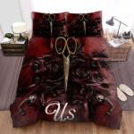 Us (Ii) Movie Art Bed Sheets Spread Comforter Duvet Cover Bedding Sets Ver 7