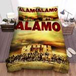 The Alamo Battle Bed Sheets Spread Comforter Duvet Cover Bedding Sets