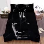 Pi (1998) Creepy Face Bed Sheets Spread Comforter Duvet Cover Bedding Sets