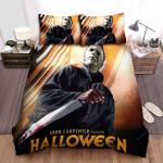 Halloween (I) Movie Art Bed Sheets Spread Comforter Duvet Cover Bedding Sets Ver 37