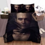 The Vampire Diaries (2009–2017) His Face Movie Poster Bed Sheets Spread Comforter Duvet Cover Bedding Sets