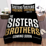 The Sisters Brothers Poster Trailer Bed Sheets Spread Comforter Duvet Cover Bedding Sets