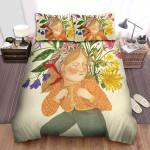 Midsommar Movie Cartoon Photo Bed Sheets Spread Comforter Duvet Cover Bedding Sets