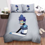Glitch Techs High Five Sit Alone Bed Sheets Spread Duvet Cover Bedding Sets