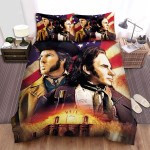The Alamo Movie Poster 4 Bed Sheets Spread Comforter Duvet Cover Bedding Sets