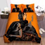 Halloween (I) Movie Art Bed Sheets Spread Comforter Duvet Cover Bedding Sets Ver 13