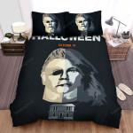 Halloween (I) Movie Art Bed Sheets Spread Comforter Duvet Cover Bedding Sets Ver 18