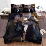 The Sisters Brothers Conversation Bed Sheets Spread Comforter Duvet Cover Bedding Sets
