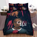 Us (Ii) Movie Art Bed Sheets Spread Comforter Duvet Cover Bedding Sets Ver 3