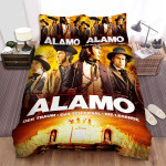 The Alamo Movie Poster 2 Bed Sheets Spread Comforter Duvet Cover Bedding Sets