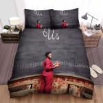 Us (Ii) Movie Poster Bed Sheets Spread Comforter Duvet Cover Bedding Sets Ver 1