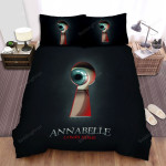 Annabelle Comes Home Movie Poster Vii Bed Sheets Spread Comforter Duvet Cover Bedding Sets
