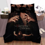 The Vampire Diaries (2009–2017) Puppeteer Movie Poster Bed Sheets Spread Comforter Duvet Cover Bedding Sets
