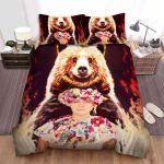 Midsommar Movie Art Photo Bed Sheets Spread Comforter Duvet Cover Bedding Sets