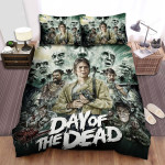 Day Of The Dead Movie Poster 4 Bed Sheets Spread Comforter Duvet Cover Bedding Sets