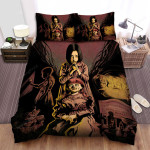 Annabelle Comes Home Movie Poster Ix Bed Sheets Spread Comforter Duvet Cover Bedding Sets