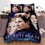 The Mothman Prophecies Poster Ver2 Bed Sheets Spread Comforter Duvet Cover Bedding Sets