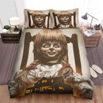 Annabelle Comes Home Movie Poster Iii Bed Sheets Spread Comforter Duvet Cover Bedding Sets