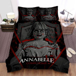 Annabelle Comes Home Movie Poster V Bed Sheets Spread Comforter Duvet Cover Bedding Sets