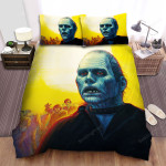 Day Of The Dead Movie Poster 2 Bed Sheets Spread Comforter Duvet Cover Bedding Sets