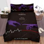 Flatliners Hands Bed Sheets Spread Comforter Duvet Cover Bedding Sets