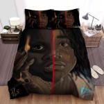 Us (Ii) Movie Art Bed Sheets Spread Comforter Duvet Cover Bedding Sets Ver 21
