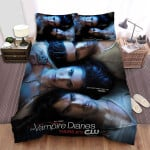 The Vampire Diaries (2009–2017) Dead Movie Poster Bed Sheets Spread Comforter Duvet Cover Bedding Sets